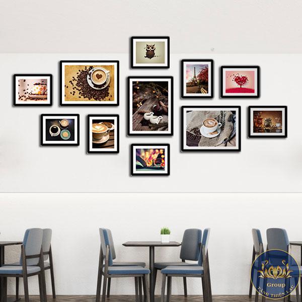 Tranh treo tường quán cafe đẹp