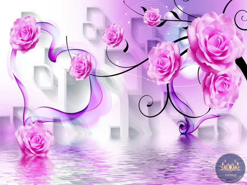Hoa hồng là biểu của tình yêu vĩnh cửu