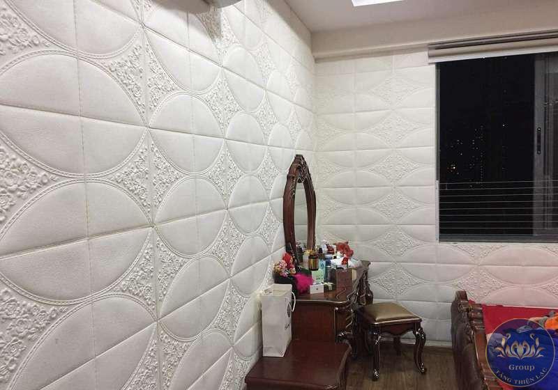 Miếng xốp dán tường