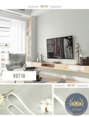 Vải dán tường phòng khách đẳng cấp cho không gian
