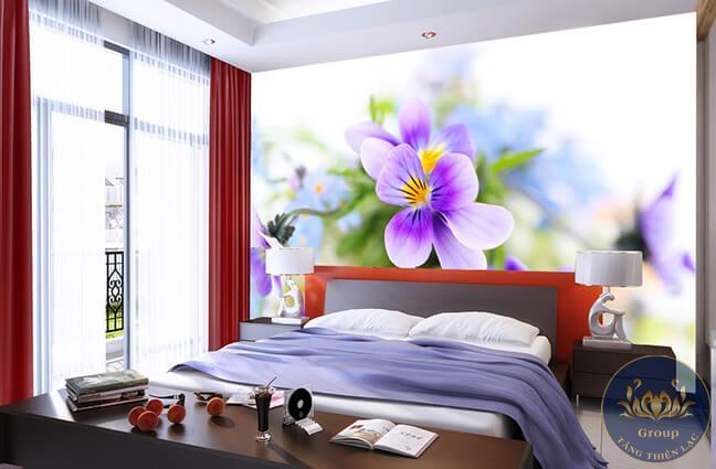 tranh phòng ngủ